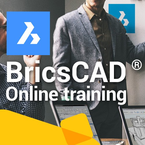 BricsCAD Online Mechanical cursus