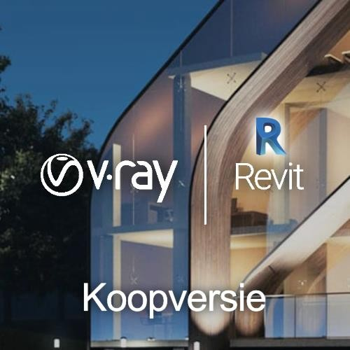 V-Ray Next for Revit upgrade vanaf V3.x