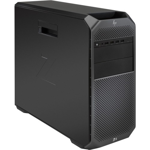 HP Z4 workstation, G4 QC Xeon W2125 +Nvidia P4000