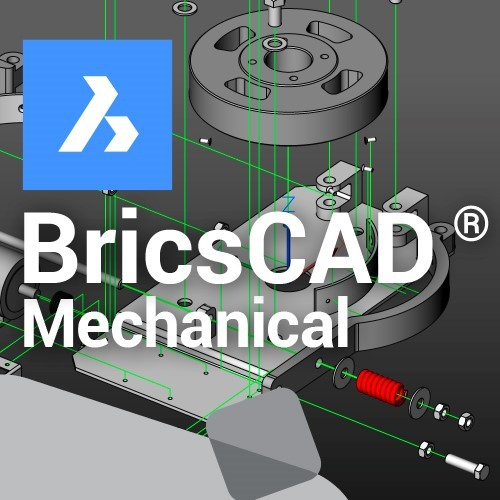 BricsCAD Mechanical V21 kooplicentie